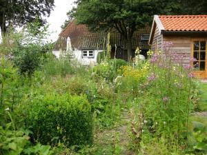 Kleine Huis achter de boerderij